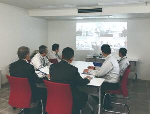 全営業所テレビ安全会議